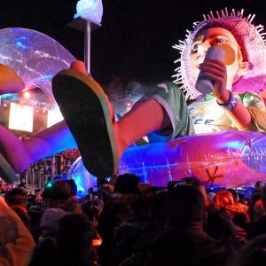 Séjour sur la Côte d'Azur - Carnaval de Nice et fête du citron - En février