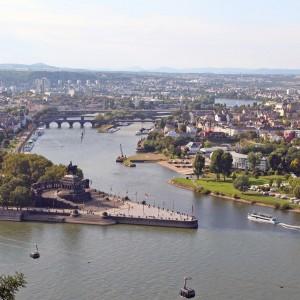 Croisière sur le Rhin - De Strasbourg à Amsterdam