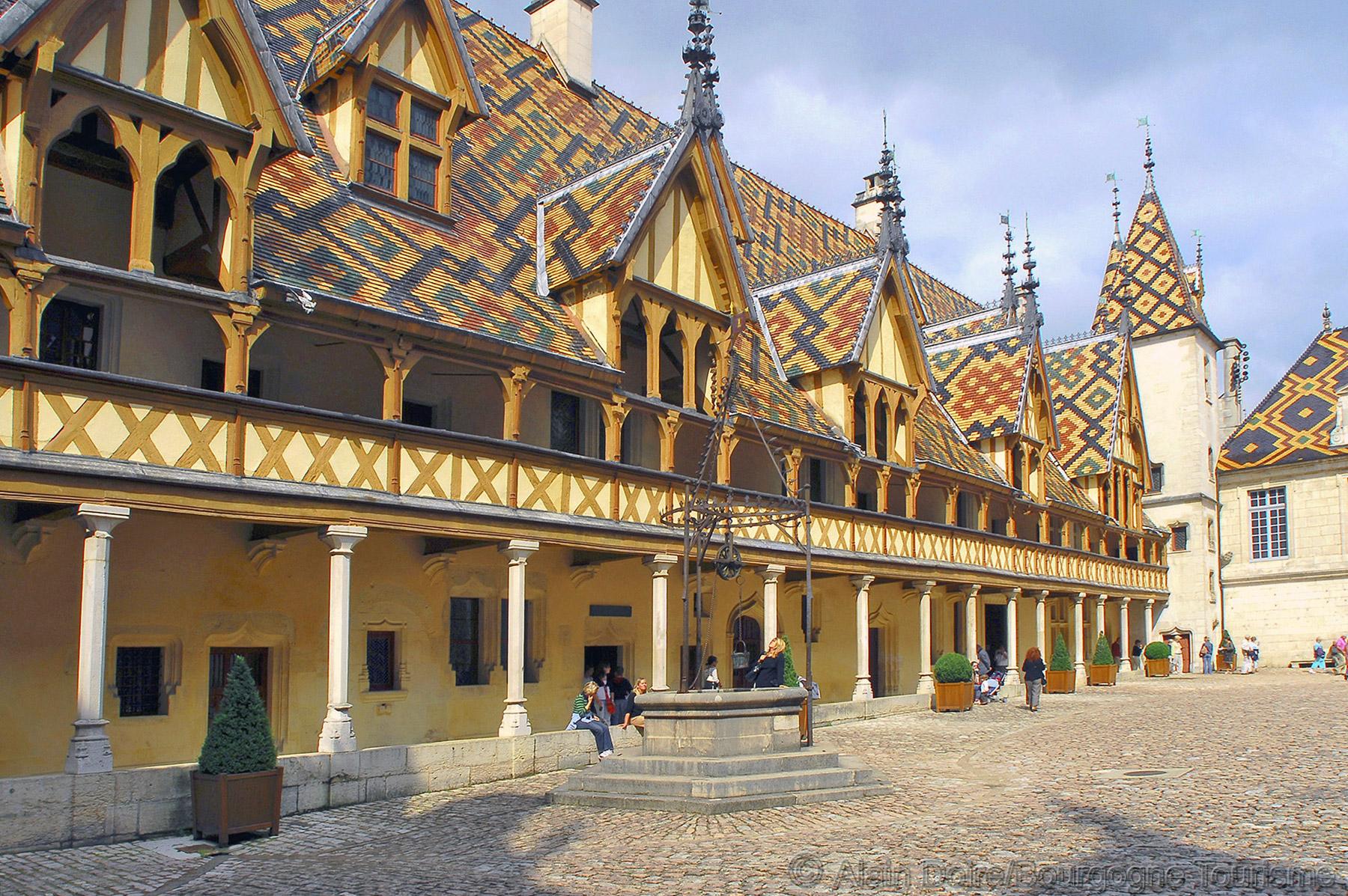 Escapade en bourgogne dijon beaune bourgogne for Hotel design bourgogne