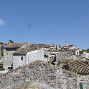 Séminaire Ardèche - Rallye pédestre village de Caractère
