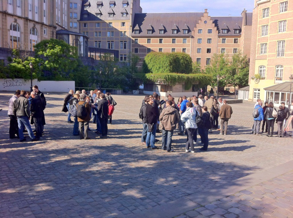 Séminaire Bruxelles - Murder and Mistery tour