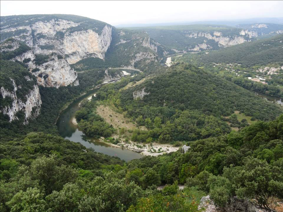 Seminar in the Ardèche : Nature trip through the heart of the Ardèche Gorges