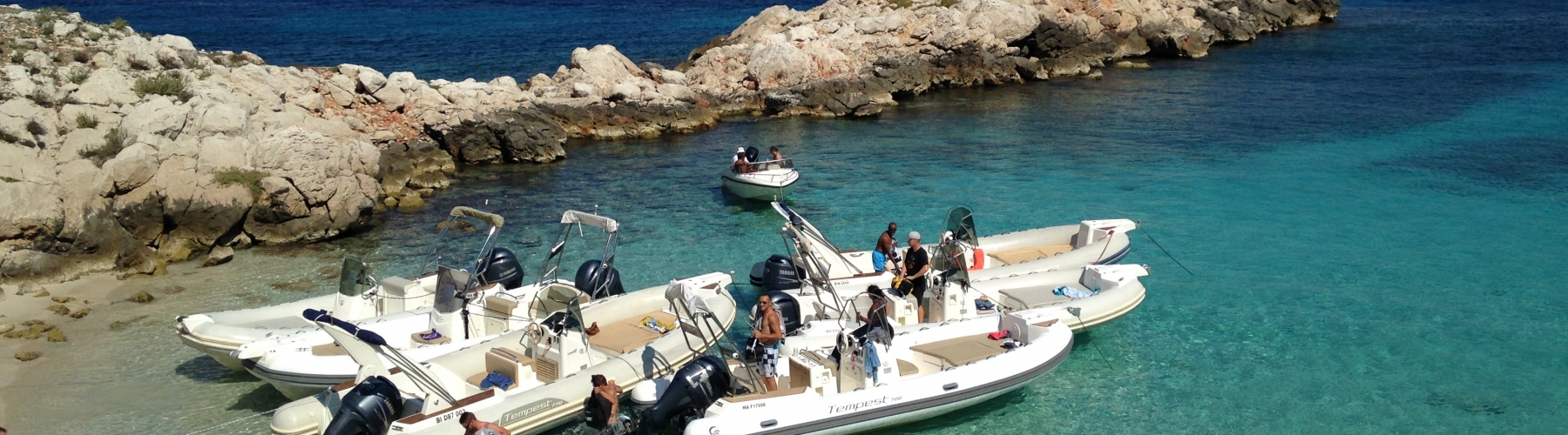 Seminar in Marseille – the choice of nautical or pedestrian tour