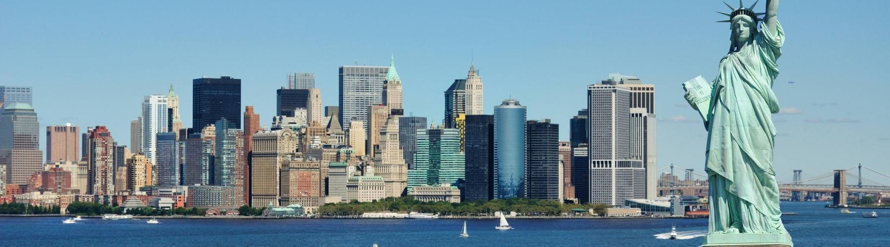 Voyage aux États-Unis - La Côte Est et New-York