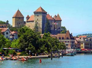 La Fête du Lac à Annecy