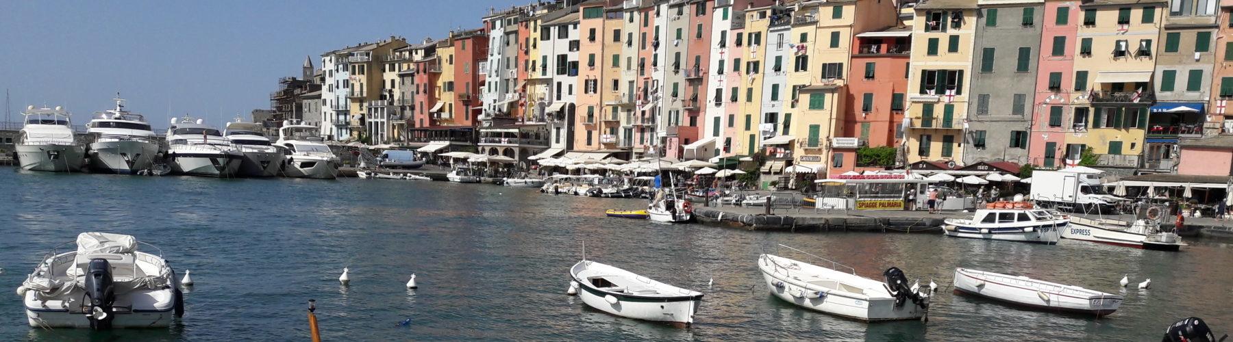 Italie- Les Cinque Terre