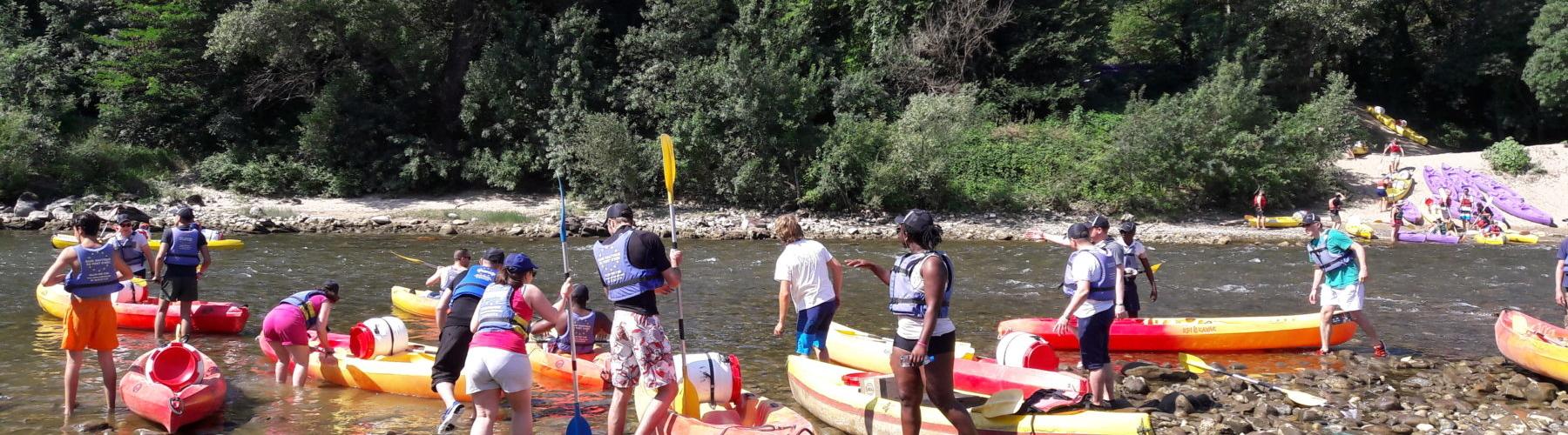 Week-end en Ardèche - Enterrement de vie de célibataire