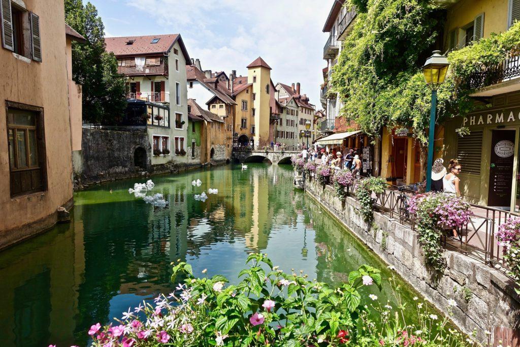 Séjour à Annecy