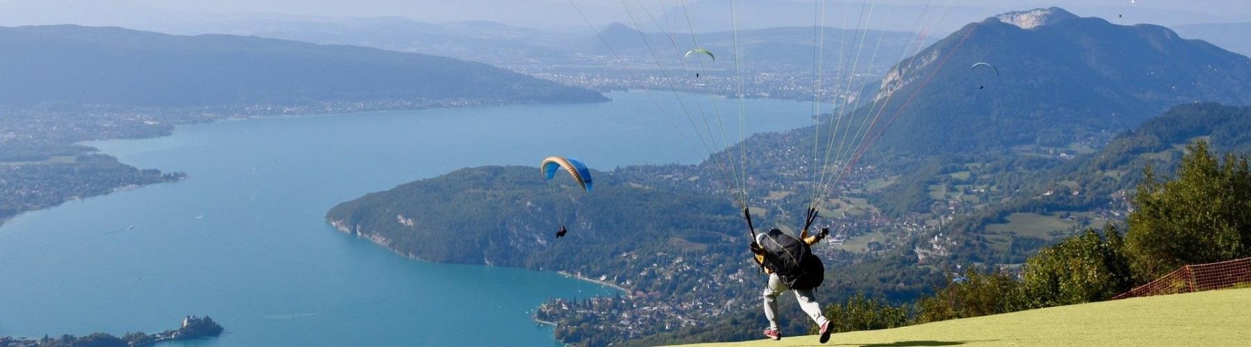 Week-end sportif à Annecy