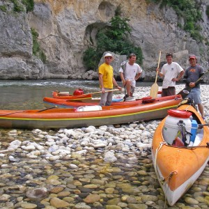 Weekend in the Ardèche : Stag or hen party