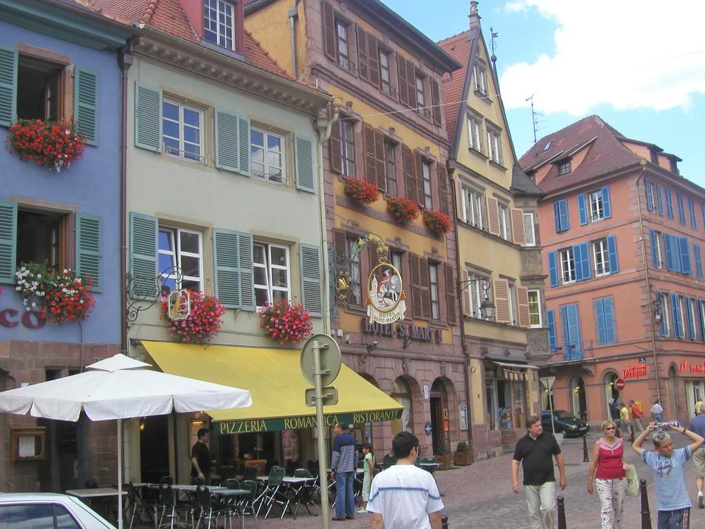 Escapade en alsace strasbourg et colmar alsace for Alsace carrelage strasbourg