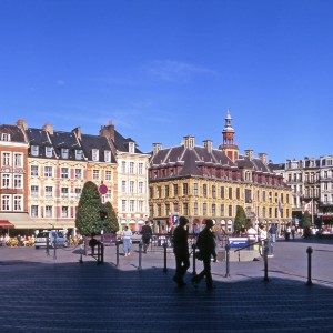 Voyage Cap au Nord - Lille, Bruges, Londres...