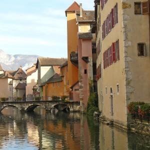 Séjour à Annecy - Les Bauges et les Gorges du Fier