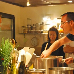 A break in Aix en Provence – evening with a Michelin-starred chef