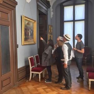 Séminaire Chantilly - Les Mystères de Chantilly