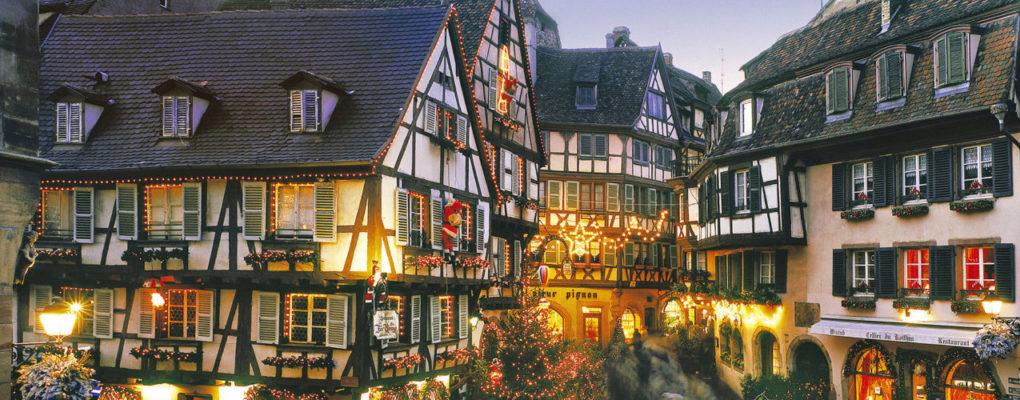 Séminaire Alsace - Festivités de Noël