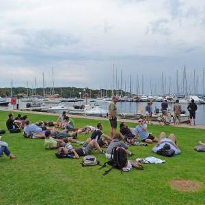 Séminaire Ile de Porquerolles - Rallye nautique et VTT
