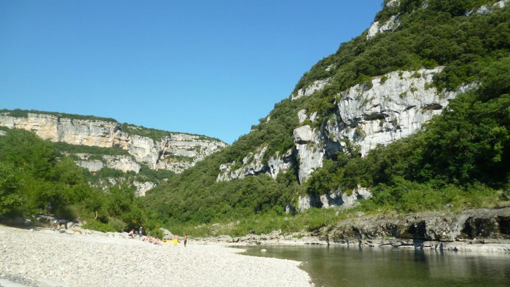 Week-end en Ardèche - Canyoning et Canoë-kayak