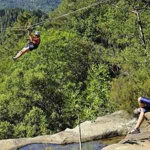 Week-end in the Ardèche : Sports activities