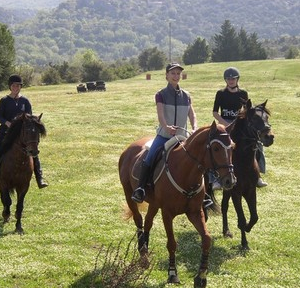 Holiday in the Ardèche : Outdoor sports