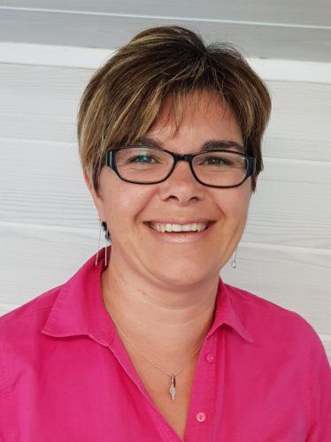 The Evalys team : Christelle BEAUDUCEL