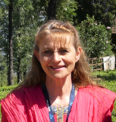 Equipe Evalys Séjours : Marielle GRAS-BERNARD